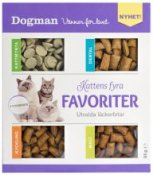 Kattens fyra favoriter 95g