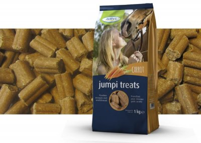 Jumpi Treats Carrot 1kg