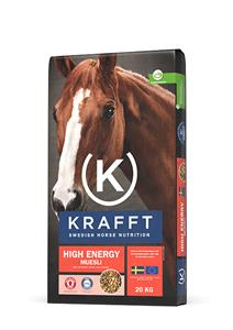 KRAFFT High Energy Müsli 20kg